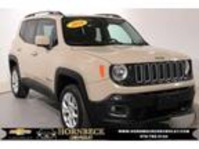 used 2016 Jeep Renegade for sale.