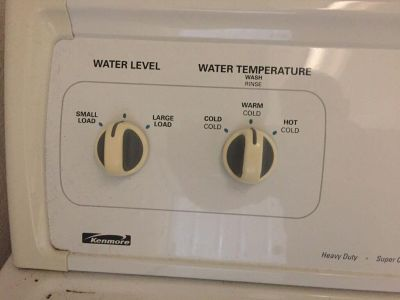 Used washer/dryer