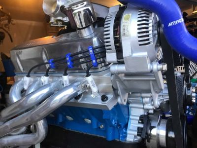Brand New, Custom-Built: Ford 408 Stroker High Performance Engine