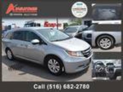 $19998.00 2016 HONDA Odyssey with 56741 miles!