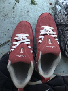 Cleats barely used