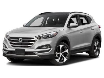 2018 Hyundai Tucson Limited (DAZZLING WHITE)