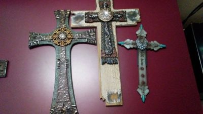 Beautiful crosses