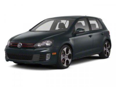 2013 Volkswagen GTI Base PZEV (Gray)