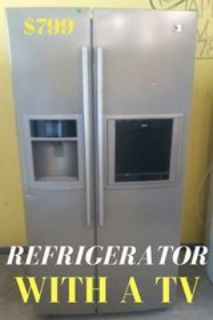 USED APPLIANCES WITH WARRANTIES