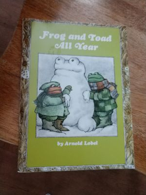 Frog and Toad All Year