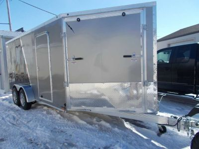 2016 Lightning Trailers 7'X18' LIGHTNING SNOW OR UTV TRAILER Other Trailers Zulu, IN