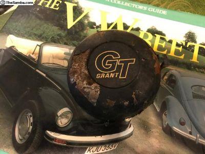 GT Grant wheel Center Cap