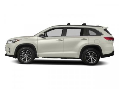 2018 Toyota Highlander XLE (Blizzard Pearl)