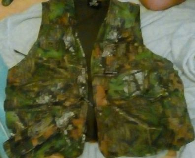 Mossy Oak Obsession Vest