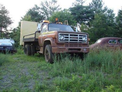 1984 GMC Dump Truck