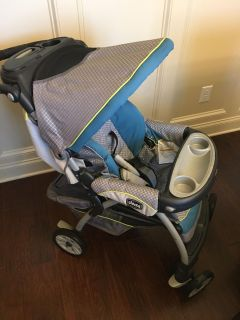 Chicco stroller - travel system
