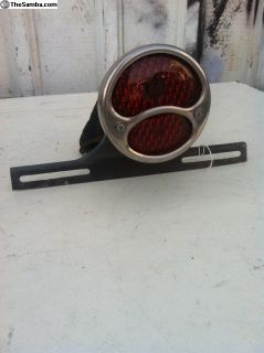 Rat Rod Vintage Duo Lamp Model A Ford Taillight