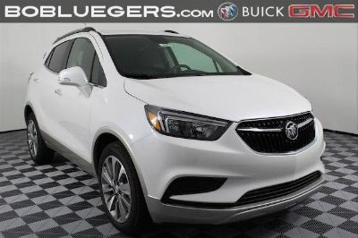 2019 Buick Encore Base (White Frost Tricoat)
