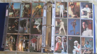 Elvis Presley Colecor'Card Album