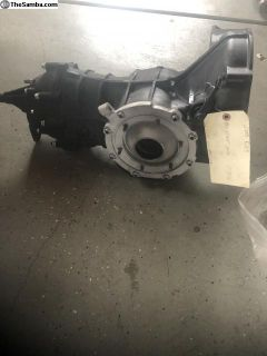 Rancho trans Built 3.88 transmission swing axle