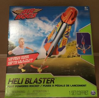 Airhogs toy, gift, new in box, Heli blaster
