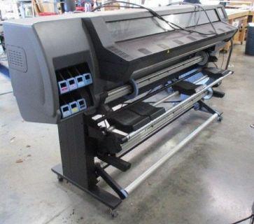 2014 HP Latex 360 64-Inch Printer RTR# 8121816-01