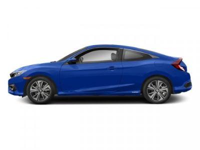 2018 Honda CIVIC COUPE EX-T (Aegean Blue Metallic)