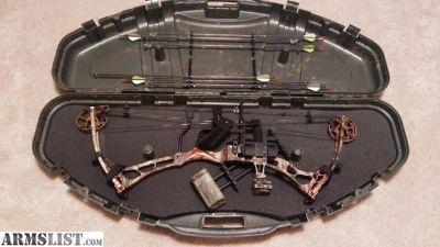 For Sale/Trade: Alpine Fireball F1 compound bow