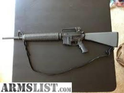 For Sale/Trade: Unfired AR-15