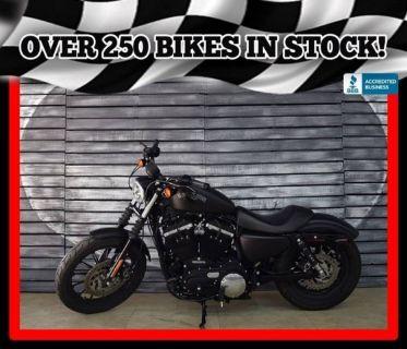 2015 Harley-Davidson XL883 Sportster Iron