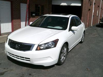 2008 Honda Accord EX-L (White)