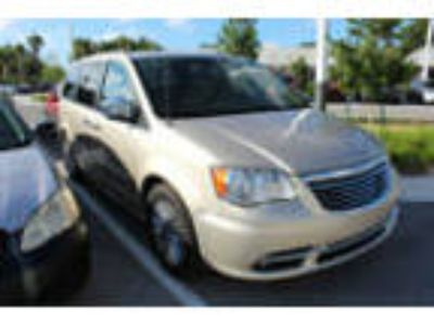 2016 Chrysler Town & Country 4dr Wagon Touring-L 4dr Wagon Touring-L Van