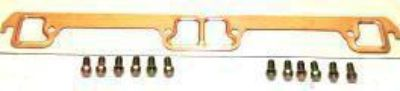 Find AMC 304 401 COPPER HEADER GASKET DOG LEG PORT + Bolts motorcycle in Rockford, Illinois, US, for US $36.00