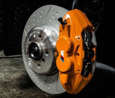 Find BMW M Performance Brake Kit - 34-11-2-221-447 motorcycle in Tampa, Florida, United States, for US $1,200.00