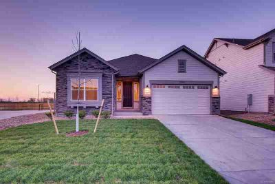 2353 Flagstaff Drive Longmont Three BR, This ranch floor plan is
