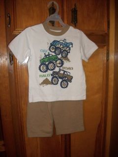#KC OFF ROAD RALLY PANTS SET SIZE 24 MONTHS NEW