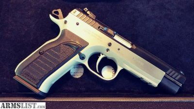 For Sale/Trade: EAA Tanfoglio Witness Elite Match .45