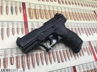 For Sale: New...Walther P22 semi-auto .22lr Pistol
