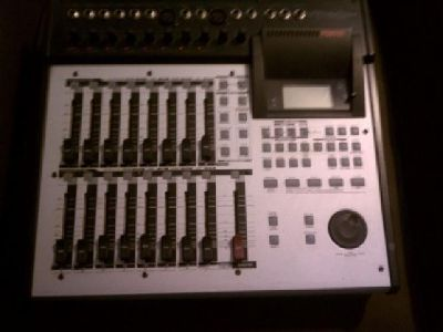 $400 OBO Fostex Vf160ex 16 Track Recorder with CD Burner