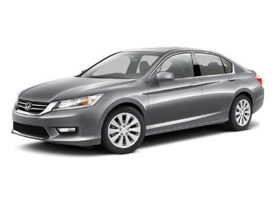 2013 Honda Accord EX-L (Modern Steel Metallic)