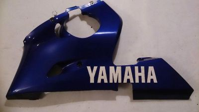 Buy Yamaha YZF R6 Lower Side Fairing Plastic Cover #5EB motorcycle in Richlandtown, Pennsylvania, US, for US $139.99