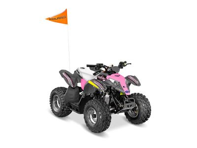 2018 Polaris Outlaw 110 Kids ATVs Broken Arrow, OK