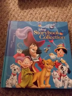 Disney Storybook Collection Like New