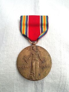 U.S. WWII Victory Medal