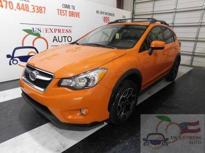2015 Subaru XV Crosstrek Premium (Orange)