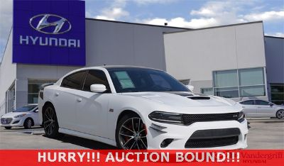 2017 Dodge Charger SRT8 Super Bee (white)