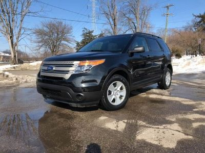 2014 Ford Explorer Base AWD 4dr SUV