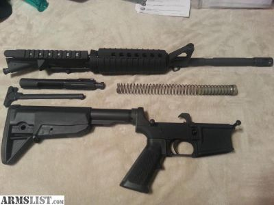 For Sale: WTS: AR15