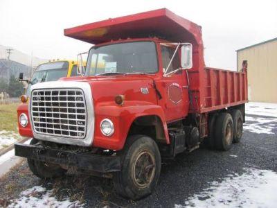 1979 Ford Dump Truck