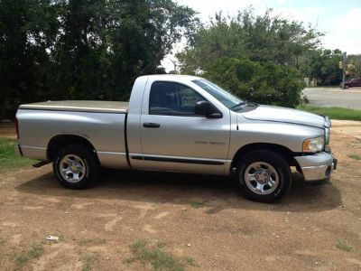 2005 DODGE RAM 1500 ST CLEAN TITLE SINGLE OWNER