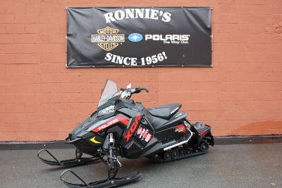 2018 Polaris 800 RUSH XCR SnowCheck Select Trail Sport Snowmobiles Pittsfield, MA