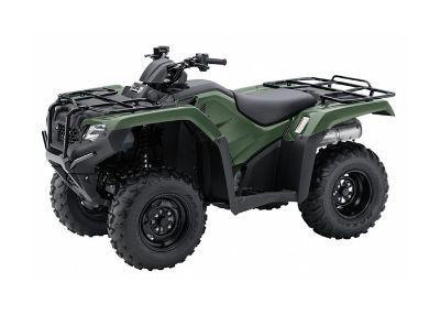 2018 Honda FourTrax Rancher 4x4 ES Utility ATVs Crystal Lake, IL