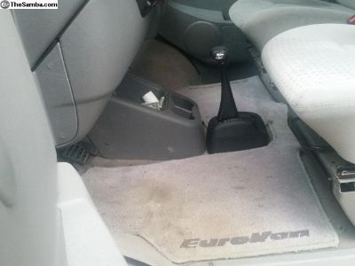 [WTB] EUROVAN Factory Floor Mats in GRAY for MV