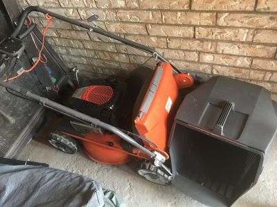 Push law mower